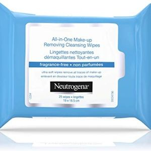 All-in-One Make-Up Removing Cleansing Wipes